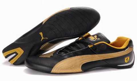 basket puma ferrari junior