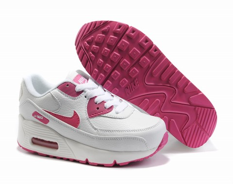 air max 90 fille blanche