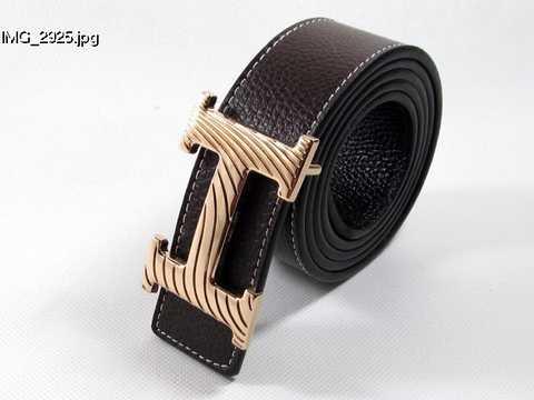 1755dfc580d ceinture de marque blanche homme