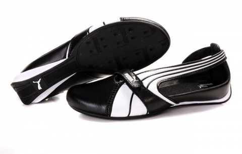 chaussure ville puma homme