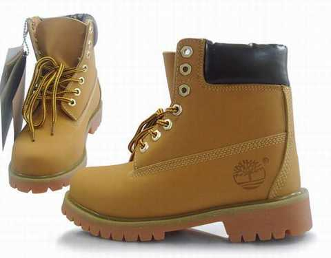 timberland homme dain