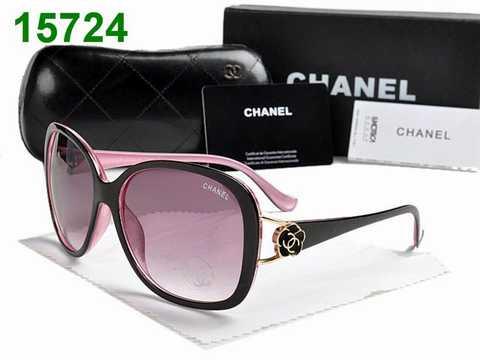 06a013e0ed063 Mod Lunettes de soleil Chanel. lunette chanel noeud