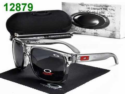 lunette oakley taille