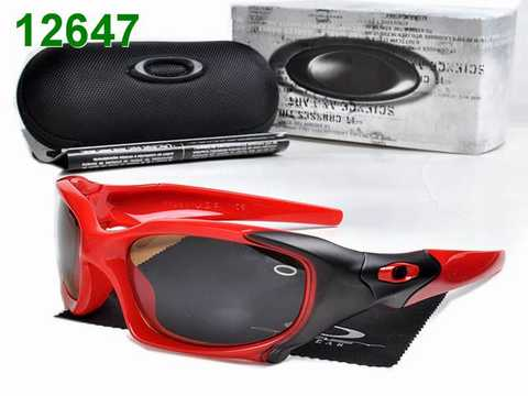 lunette oakley categorie 4