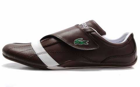 chaussures lacoste cuir marron chaussure lacoste tennis. Black Bedroom Furniture Sets. Home Design Ideas