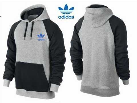 sweat a capuche hommes adidas original